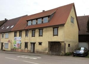 Hier entsteht ein Neubau mit multifunktionalen Wohnungen.